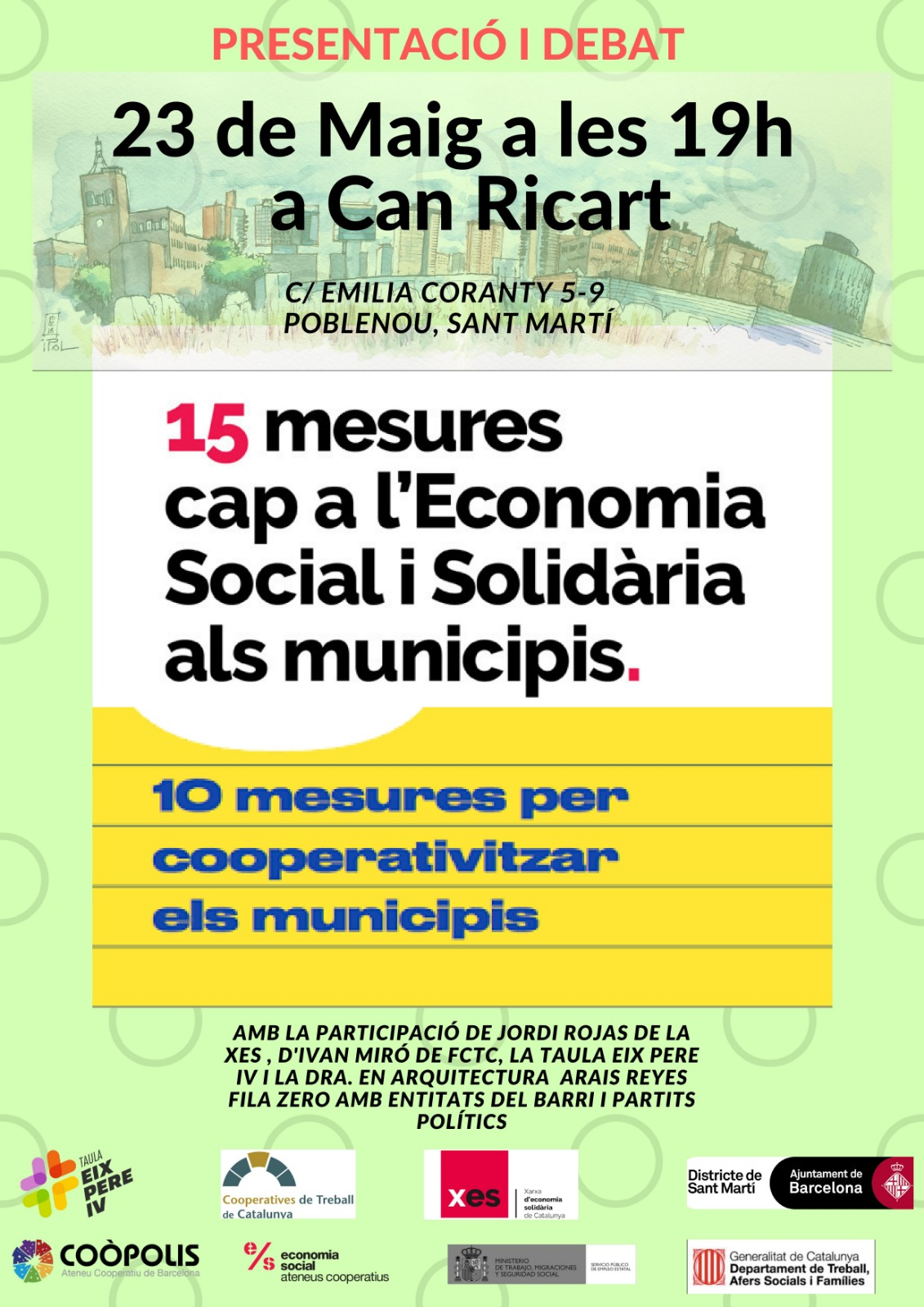 15 mesurESS al Poblenou @ Can Ricart
