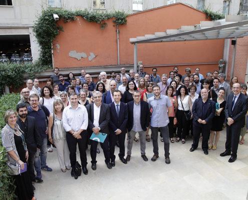 Presentació Economia Social Catalunya