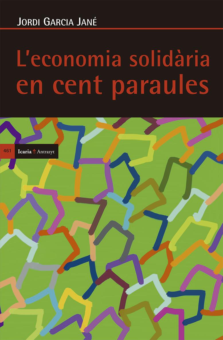 Llibre sobre Economia Solidària.