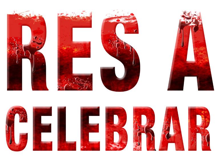 12 d'octubre res a celebrar