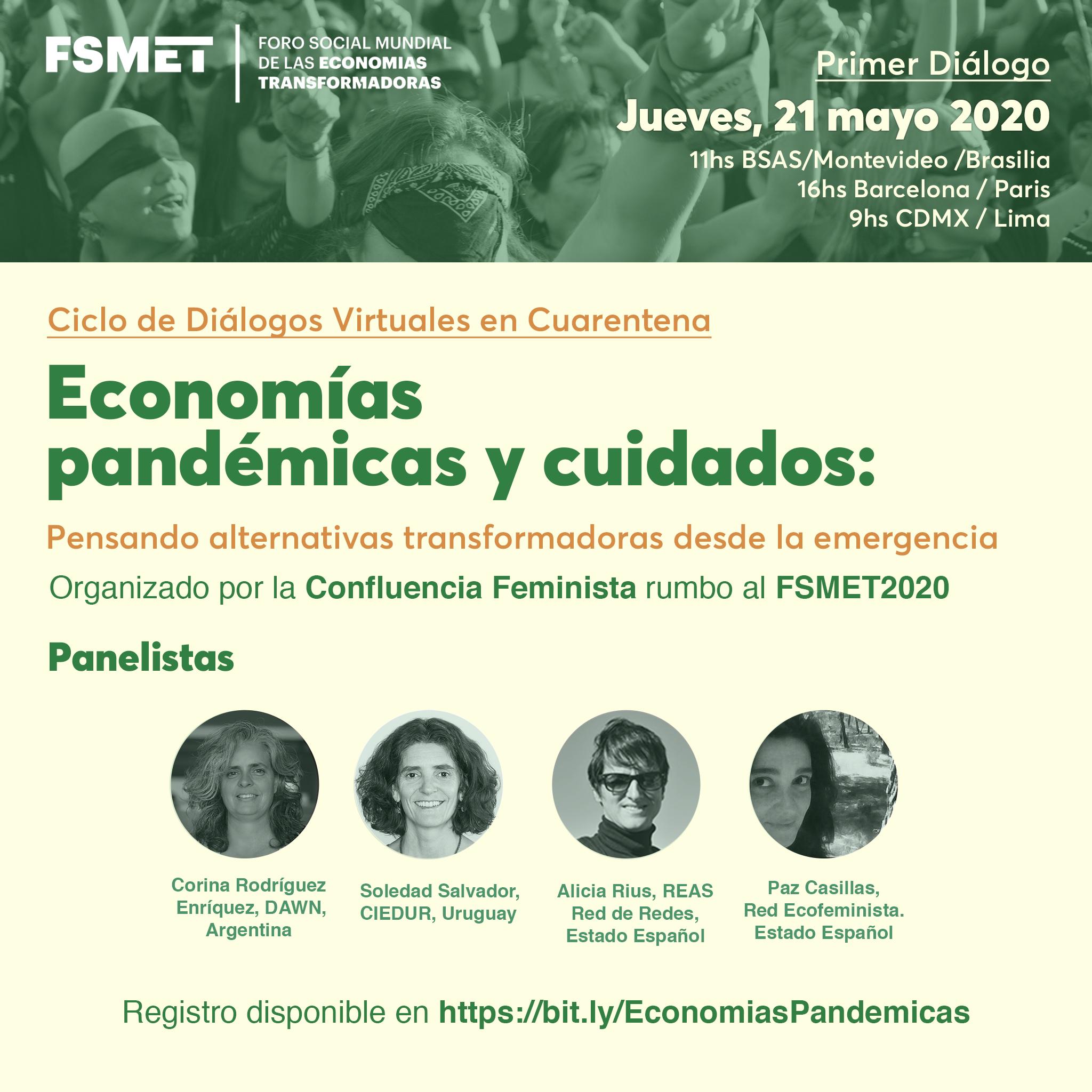 Economías pandémicas