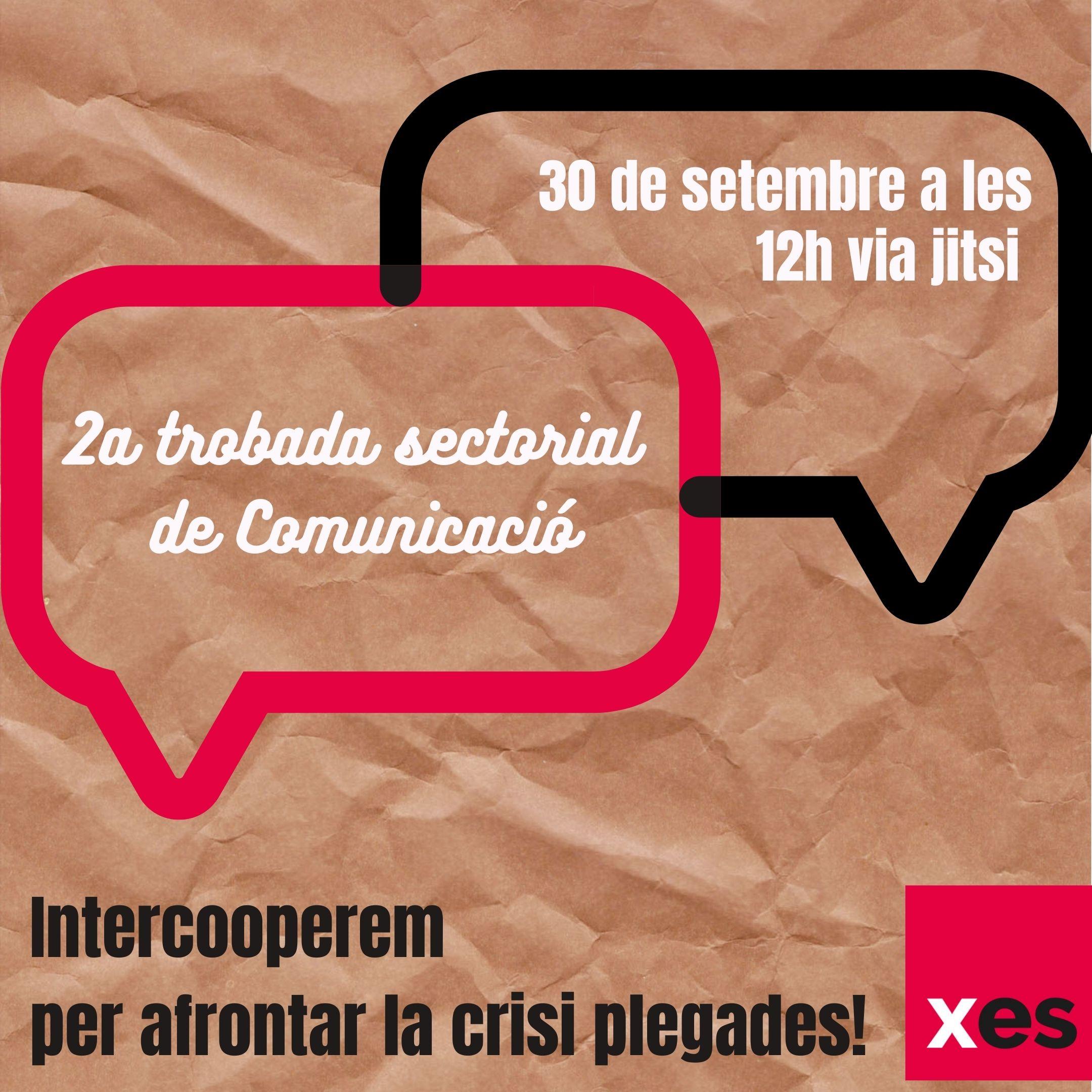 2a trobada d'intercooperació de Comunicació