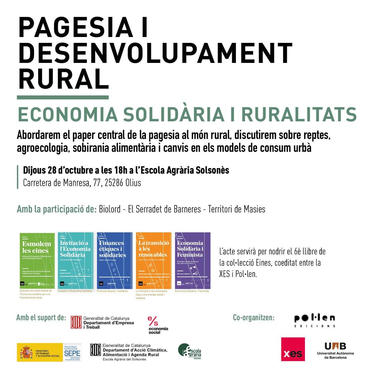 Pagesia i desenvolupament local
